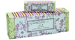 LoLLIA RELAX No. 08 Lavender Honey Shea Butter Handcreme wit