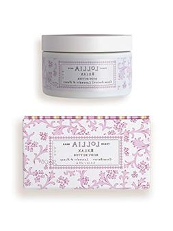 Lollia Relax Whipped Body Butter | Margot Elena's Lavender