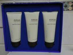 AHAVA Sea Soft Body Trio Set Hand /Foot Cream And Body Lotio
