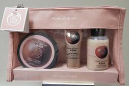 The Body Shop Shea Collection 3 Pc Set  Hand Cream, Shower C