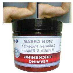 Skin Thickener Flabby Arms COLLAGEN PEPTIDES KERATIN & ELAST