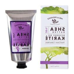 PRE de Provence Soothing FRENCH LAVENDER Hand Cream 20% Shea