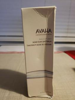 Time To Clear Purifying Mud Mask by Ahava for Unisex - 4.4 o
