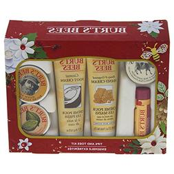 Burt's Bees Tips and Toes 6 Piece Kit