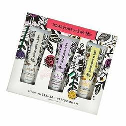 Pre de Provence Triple Butter Riche Hand Cream Gift Set for