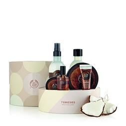 The Body Shop Ultimate Collection Gift Set, Coconut, 27.4 Ou