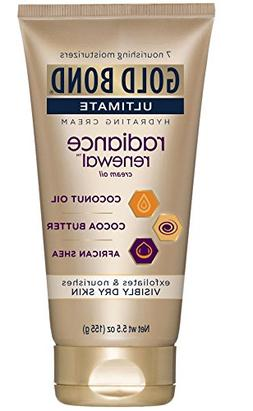 Gold Bond Ultimate Radiance Renewal 5.5 Ounce  Creamy, Hydra