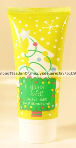 VANILLA NOEL* 3oz Tube HAND CREAM Stocking Stuffer HOLIDAY/C